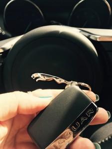 Nøglen var næsten min. Udstyret valgt.